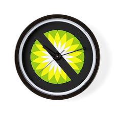NO BP CIRCLE Wall Clock