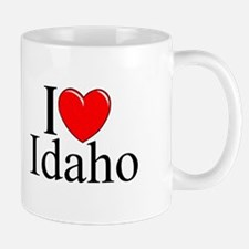 """I Love Idaho"" Mug"