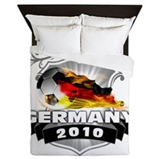 GERMANY World Cup 2010 Queen Duvet