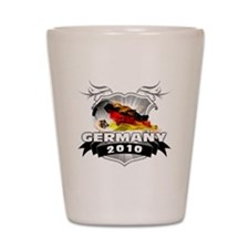 GERMANY World Cup 2010 Shot Glass