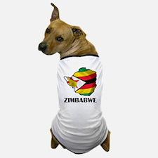 Zimbabwe2 Dog T-Shirt