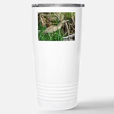 note card -front Travel Mug