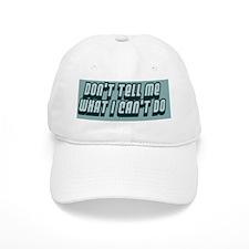 donttellme (2) Baseball Cap
