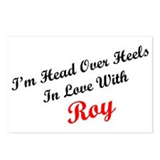 In Love with Roy Postcards (Package of 8)