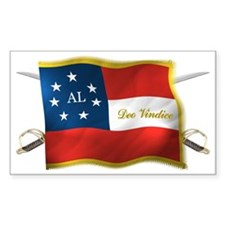 AL first national Stickers