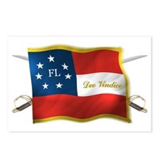 FL first national Postcards (Package of 8)