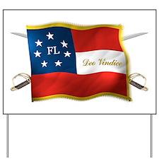 FL first national Yard Sign