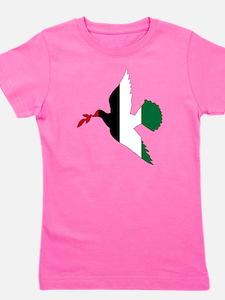 Peace in Palestine Girl's Tee