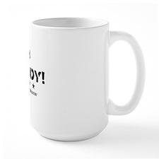 ActionDaddy stars preventing black Mug