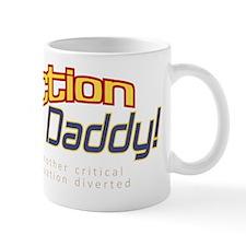 ActionDaddy action critical Mug