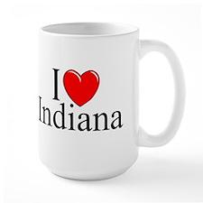 """I Love Indiana"" Mug"