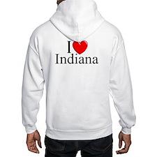 """I Love Indiana"" Hoodie"