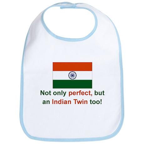 Indian Twins-Perfect Bib