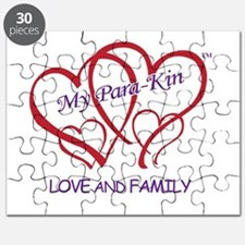 4hearts-pkin-luvfamily Puzzle