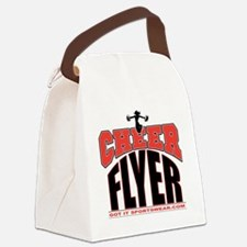 CHEER-FLYER Canvas Lunch Bag