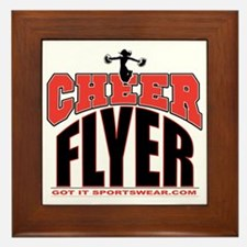 CHEER-FLYER Framed Tile