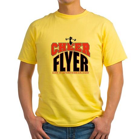 CHEER-FLYER Yellow T-Shirt
