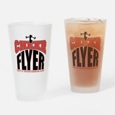 CHEER-FLYER Drinking Glass