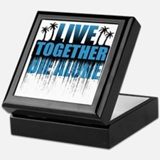 live-together-island-blue5 Keepsake Box