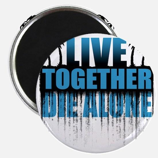 live-together-island-blue5 Magnet