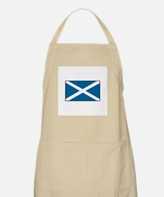 Scotland Flag BBQ Apron