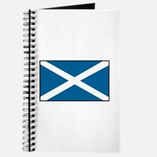 Scotland Flag Journal
