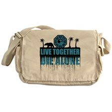 live-together-polar Messenger Bag
