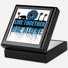 live-together-polar Keepsake Box
