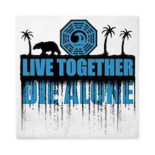 live-together-polar Queen Duvet