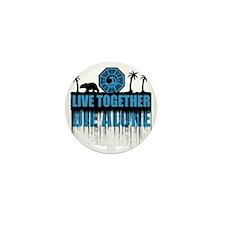 live-together-polar Mini Button