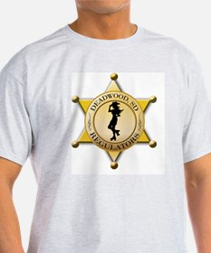 Reg Large Badge T-Shirt
