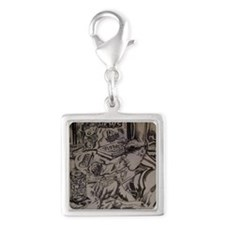 3-bongsticker3(2)1 Silver Square Charm