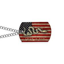 flag1-snake-die-BUT Dog Tags