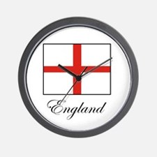England Wall Clock