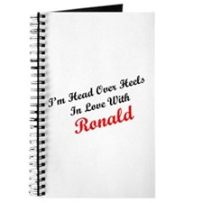 In Love with Ronald Journal