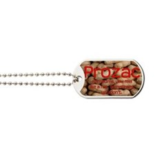 PROZAC Dog Tags