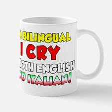 Bilingual Italian Baby Mug