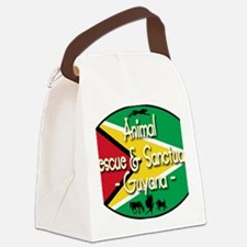 arsg_master Canvas Lunch Bag