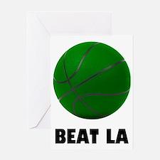 BeatLA5 Greeting Card