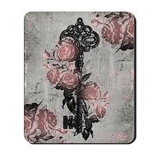 rose-key_12x18 Mousepad