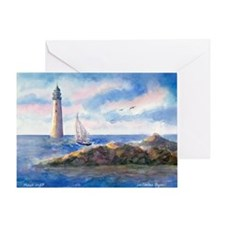 MINOT Mouse Pad Greeting Card
