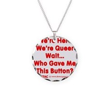 PetacThisButton Necklace