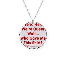 PetacThisShirt Necklace