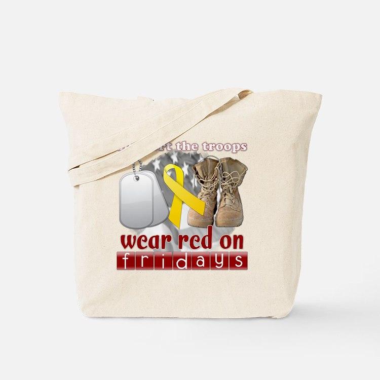 wearred_final Tote Bag