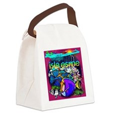 isle esme for buttons 2 copy Canvas Lunch Bag