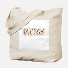 Messy Tote Bag