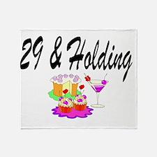 over 29 11b Throw Blanket