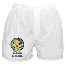 Mum is an RA Chick Boxer Shorts