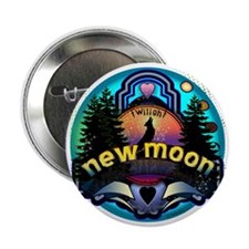 """new moon magic forest by twibaby 2.25"""" Button"""