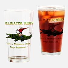 ALLIGATORRIDES Drinking Glass